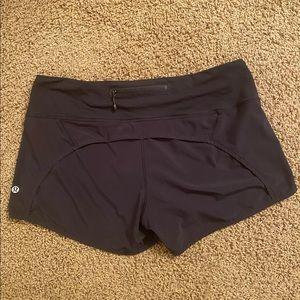 "lululemon athletica Shorts - Lululemon Run Times 4"" short"